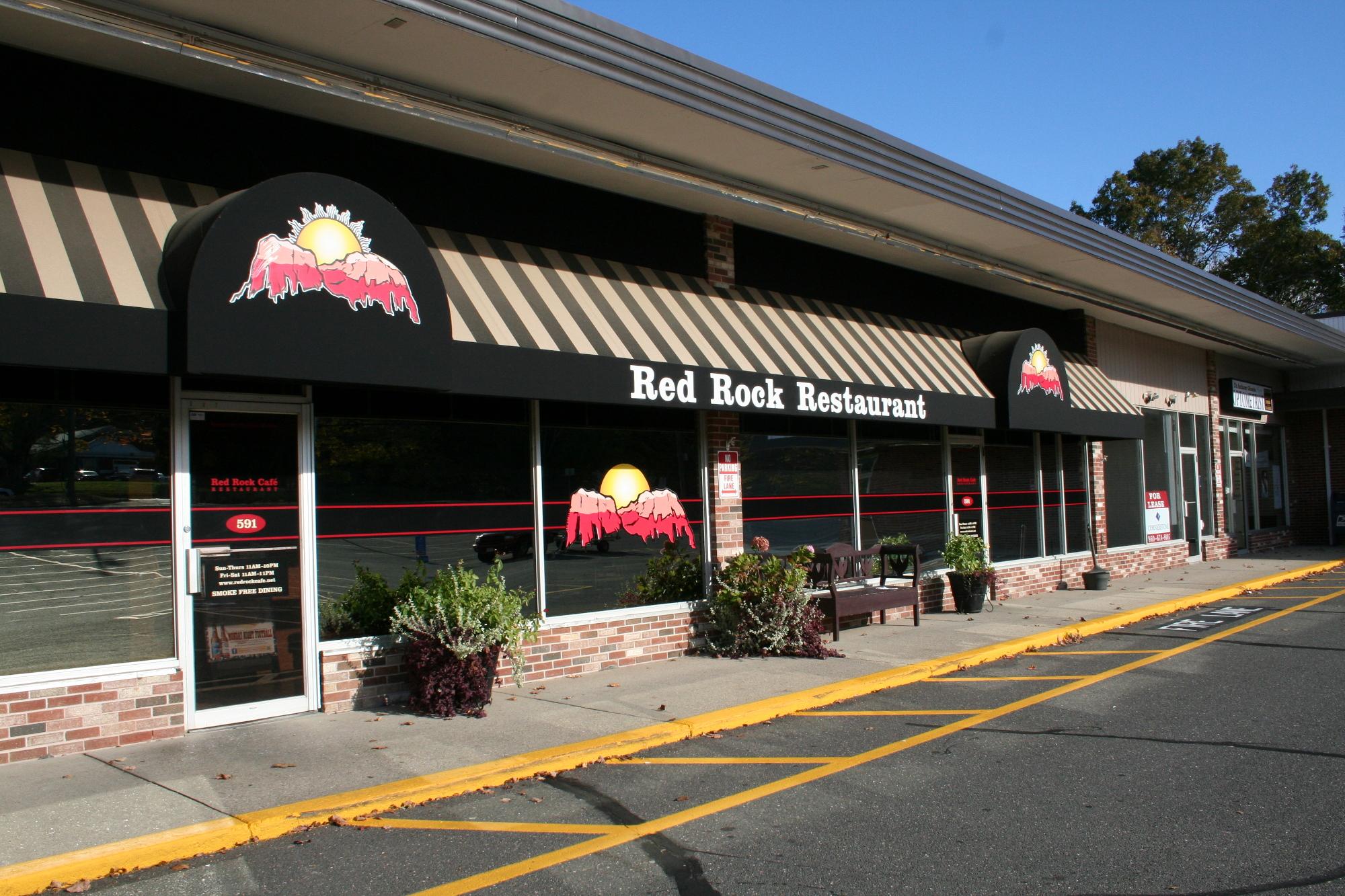 Red Rock Cafe Storrs Ct